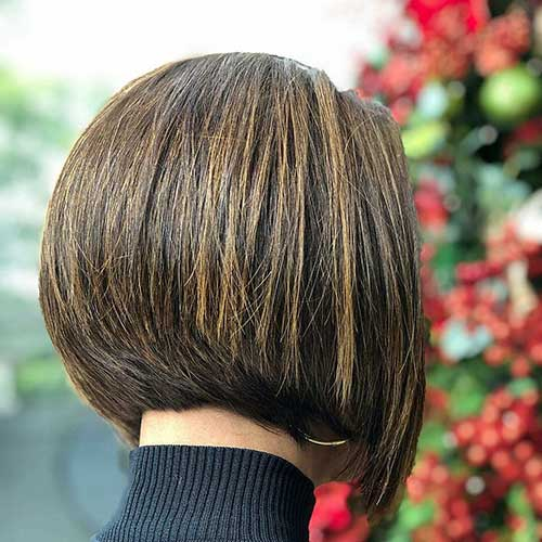 20 BEST BACK VIEW OF BOB HAIRCUT 2019 PICTURES - Fashionre