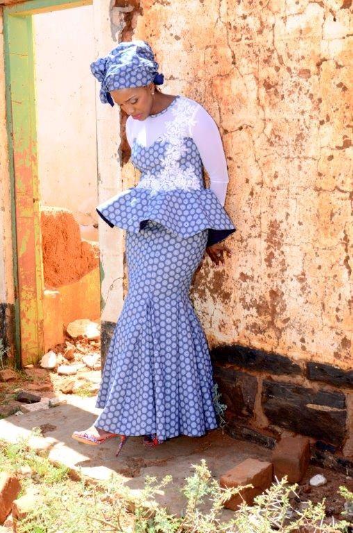 South African Shweshwe Dress Designs 2019 Fashionre