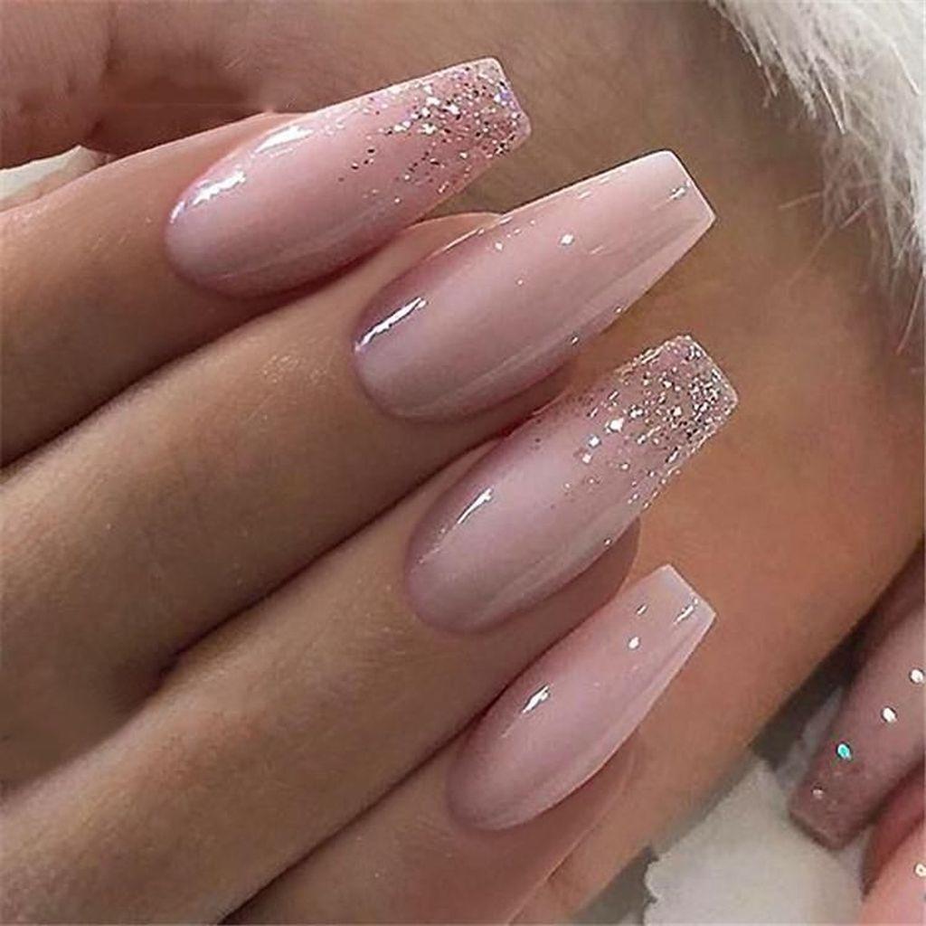 40 Lovely Glitter Nail Art Designs Ideas 2020 Styles Art