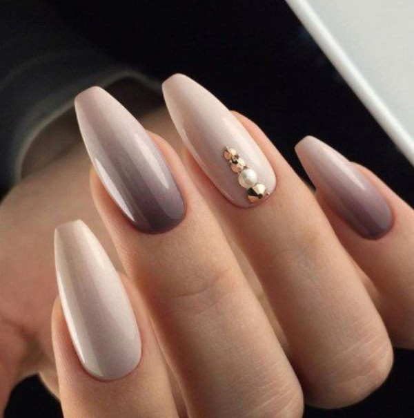 Home Design Ideas Facebook: 25 Best Fall Ombre Nails To Copy This Autumn